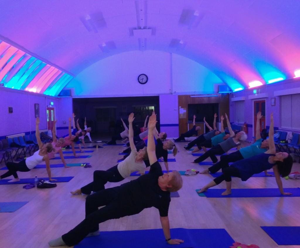 Pilates at Woodbank Community Centre